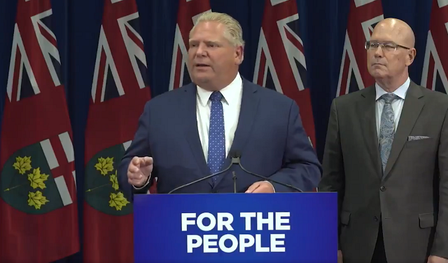 Doug Ford Better Local Government Act
