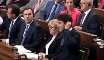 Justin Trudeau Refuses to answer question