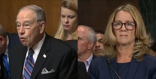 Kavanaugh Ford Hearing