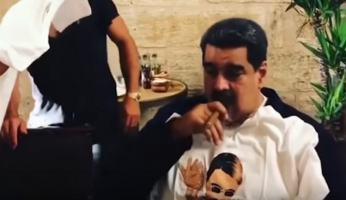Maduro Steak Venezuelans Starving