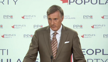 Maxime Bernier People's Party Of Canada