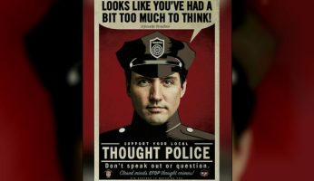 Trudeau Big Brother Elections Canada