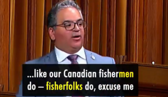 Trudeau MP Fisherfolks