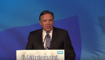 Francois Legault Speech