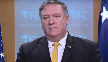Mike Pompeo Iran Treaty of Amity