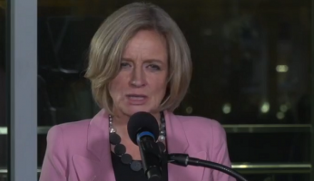 Rachel Notley Announces Oil Production Cut