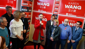 Karen Wang Resign