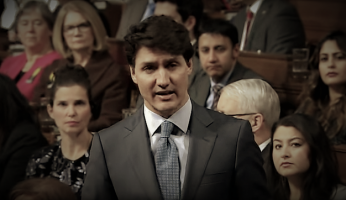 Trudeau Votes Tax Hikes