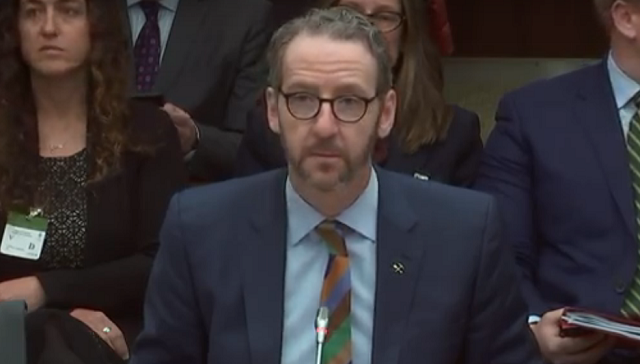 Gerald Butts Testify