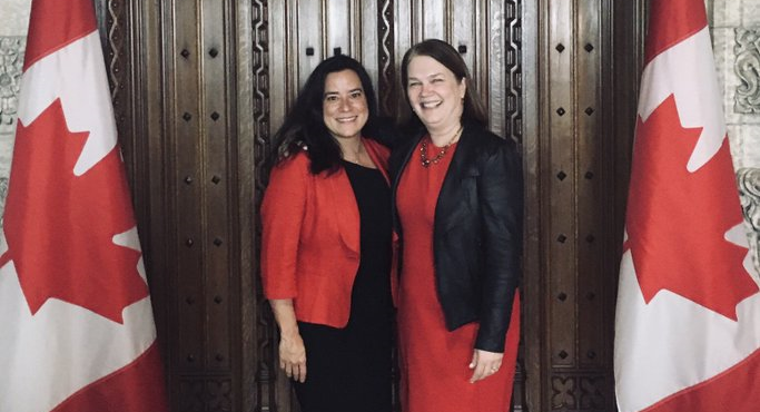 Jane Philpott Jody Wilson Raybould Photo