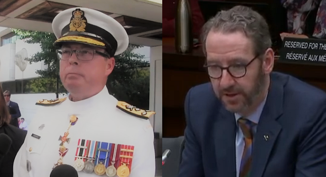 Mark Norman Gerald Butts