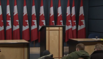Trudeau Live Remarks