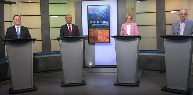 Alberta Leaders Debate