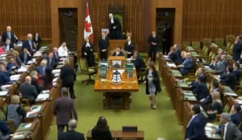 MP Faints In Question Period