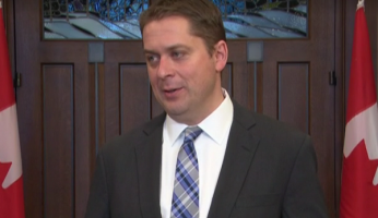 Andrew Scheer Abortion