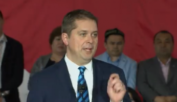 Andrew Scheer Immigration Speech