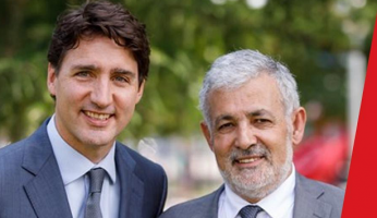 Justin Trudeau Hassan Guillet Antisemitism