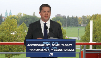 Andrew Scheer Inquiry SNC-Lavalin