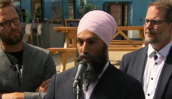 Jagmeet Singh Green Party