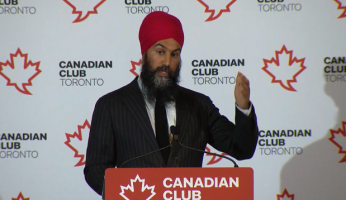 Jagmeet Singh Made In Canada