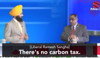 Liberal MP Denies Carbon Tax Exists