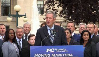 PC Majority Manitoba