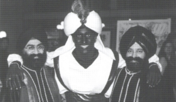 Yet Another Justin Trudeau Blackface Photo