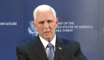 Mike Pence Turkey Ceasefire