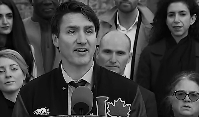 Trudeau Blames Others