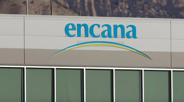 Encana Move To Denver