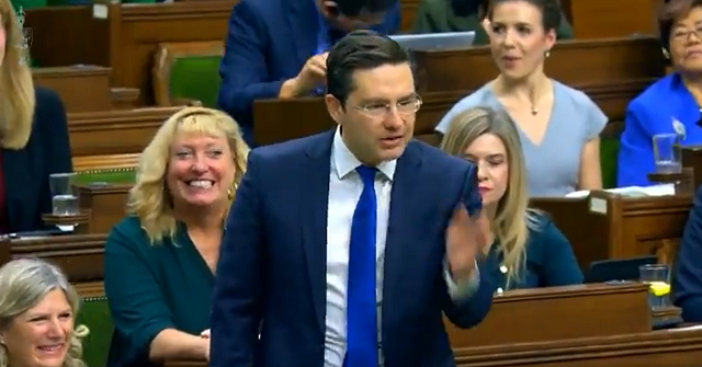Poilievre Trudeau Rhetorical Love
