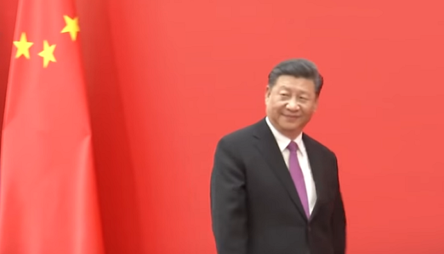 Xi Jinping China Oil and Gas Pipeline Company