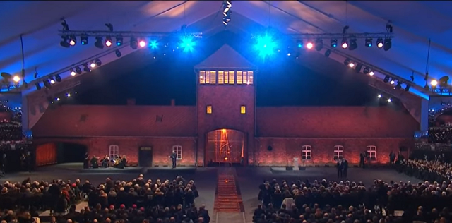 Auschwitz 75th Anniversary Liberation
