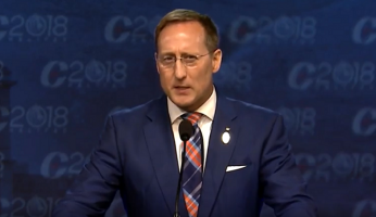Peter MacKay Conservative leadership race