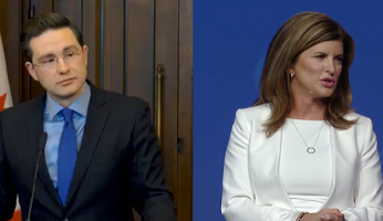 Pierre Poilievre Rona Ambrose Conservative Leadership Race