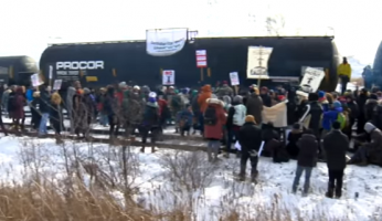 Canada Rail Blockades Investment