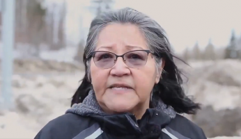 Shirley Wilson Wet'suwet'en Nation