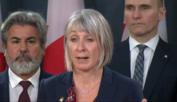 Patty Hajdu Trudeau Border Controls