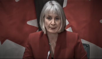 Patty Hajdu AKA Propaganda Patty