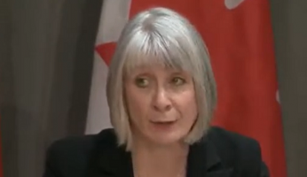 Patty Hajdu Does China's Bidding