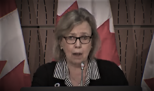 Elizabeth May Anti-Canada