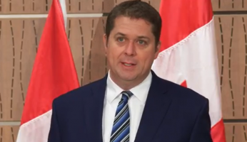 Scheer Trudeau China Taiwan