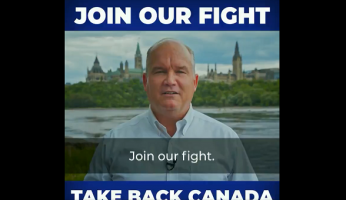 Erin O'Toole Take Back Canada