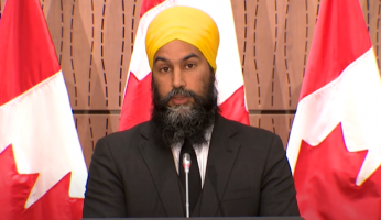 Jagmeet Singh Demonizes People