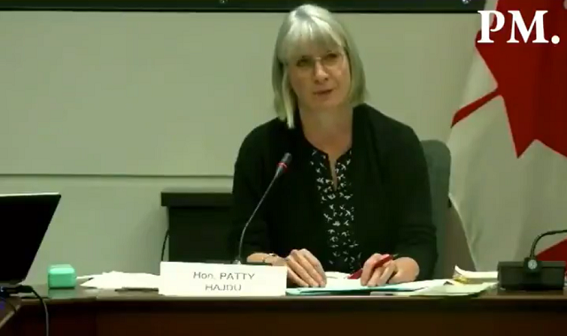 Patty Hajdu Lies Again