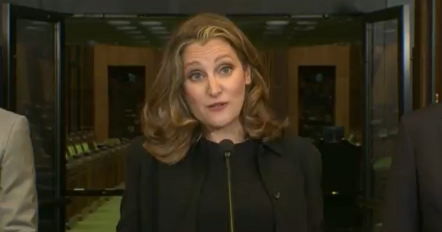 Chrystia Freeland Green