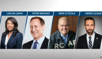 Conservative Leadership Race Results