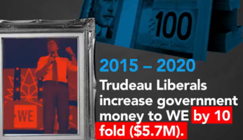 Trudeau WE Scandal Timeline