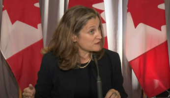 Chrystia Freeland Fail
