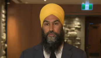 Jagmeet Singh Sells Out